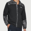 Bunda Under Armour Storm Printed Jacket Černá