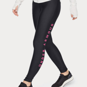 Kompresní legíny Under Armour Fly Fast Split Tight Černá