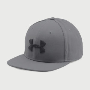 Kšiltovka Under Armour Men's Huddle Snapback Šedá