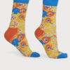 Ponožky Happy Socks Pretty Night Sock Barevná