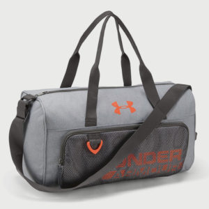 Taška Under Armour Boys Select Duffel Šedá