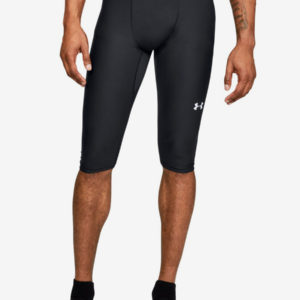 Kompresní legíny Under Armour Baseline Knee Tight Černá