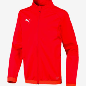 Bunda Puma Liga Training Jacket Jr Červená