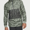 Bunda Under Armour Unstoppable Longline Anorak Zelená