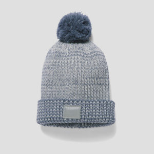 Čepice Under Armour Coldgear Girls Lurex Pom Beanie Barevná
