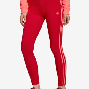Legíny adidas Originals 3 Str Tight Červená