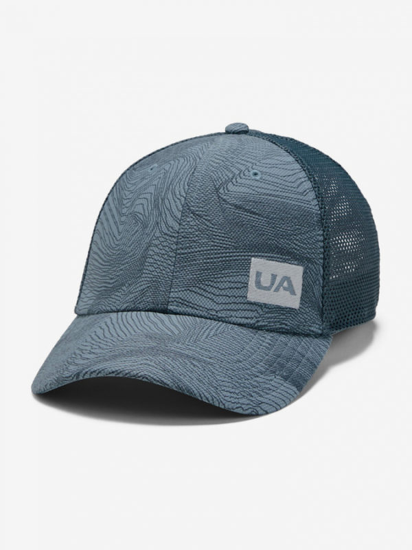 Kšiltovka Under Armour Men'S Blitzing Trucker 3.0-Gry Šedá