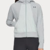 Mikina Under Armour Tb Ottoman Fleece Fz-Wm Graphic Šedá