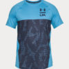 Tričko Under Armour Mk1 Ss Colorblock Modrá