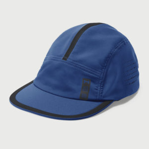 Kšiltovka Under Armour Men'S Tb Run Crew 2.0 Cap Modrá
