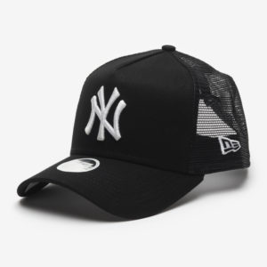 Kšiltovka New Era 940W Af trucker MLB The league essential NEYYA Černá