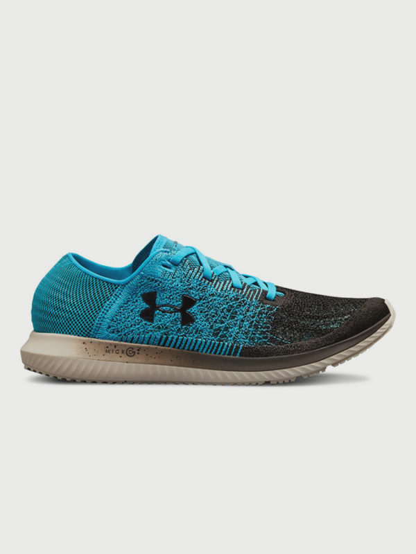 Boty Under Armour Threadborne Blur Modrá
