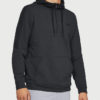 Mikina Under Armour Microthread Fleece 1/2 Zip Černá