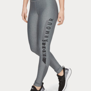 Kompresní legíny Under Armour Hg Graphic Legging Šedá
