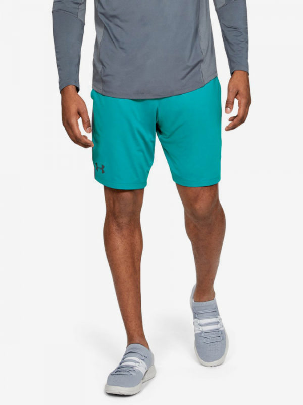 Kraťasy Under Armour Mk1 Shorts-Grn Zelená