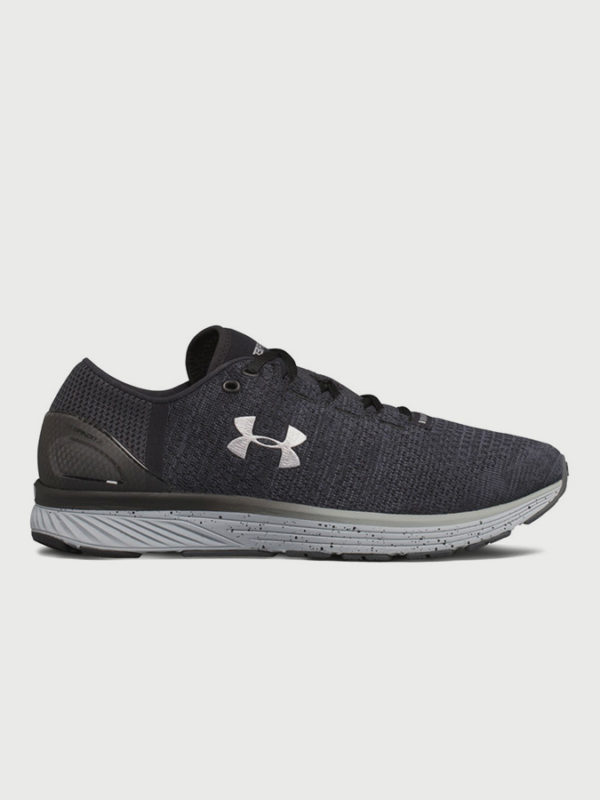 Boty Under Armour Charged Bandit 3 Šedá