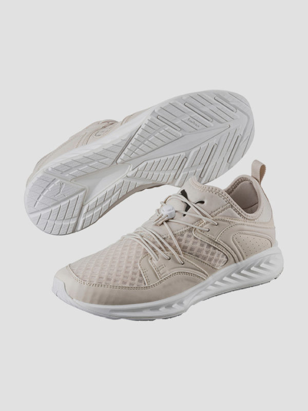 Boty Puma Blaze Ignite Plus Breathe Oatmeal-Oatmea Šedá