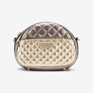 Brielle Mini Cross body bag Guess Zlatá