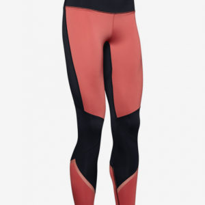 Kompresní legíny Under Armour Cg Legging Graphic-Pnk Růžová