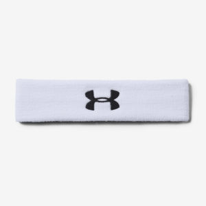 Čelenka Under Armour Performance Headband Bílá