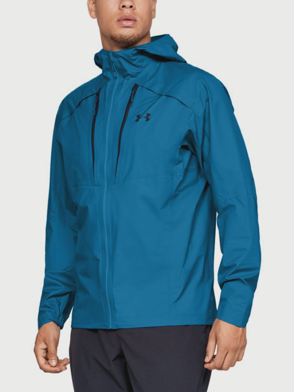 Bunda Under Armour Atlas Gore Active Jacket Modrá