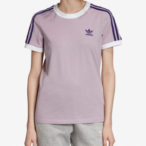 3-Stripes Triko adidas Originals Fialová
