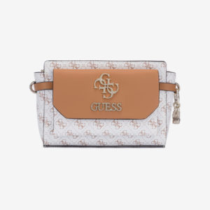 Esme Cross body bag Guess Bílá