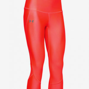Kompresní legíny Under Armour Fly Fast Capri-Red Červená
