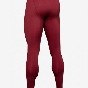 Kompresní legíny Under Armour Cg Legging Novelty-Blk Červená