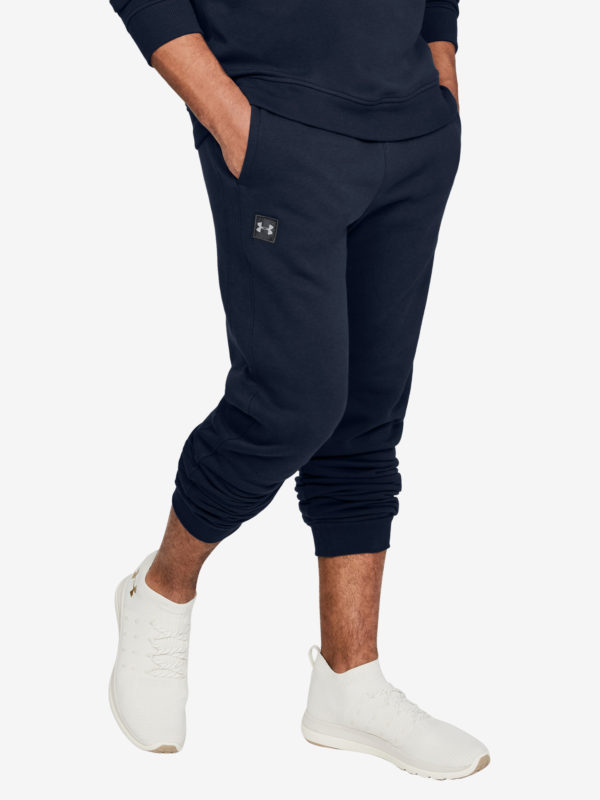 Tepláky Under Armour Rival Fleece Jogger Modrá