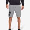 Kraťasy Under Armour Rival Fleece Logo Sweatshort Šedá